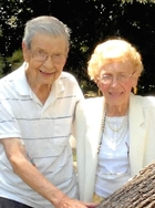 Herschel and Evelyn Lentz