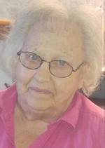 Vera June  Ward